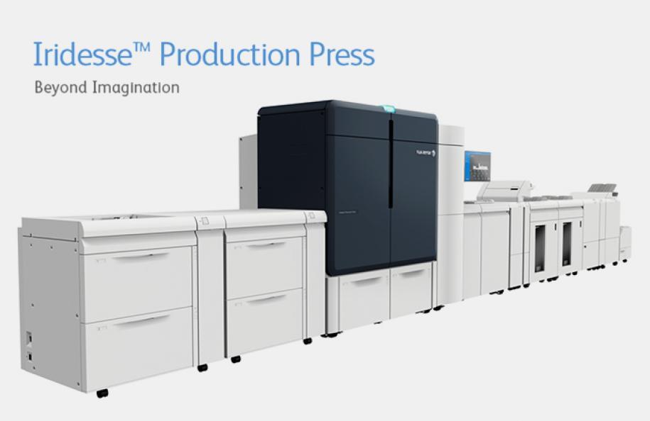 Perchè la nuova production Press Iridesse è un grande affare