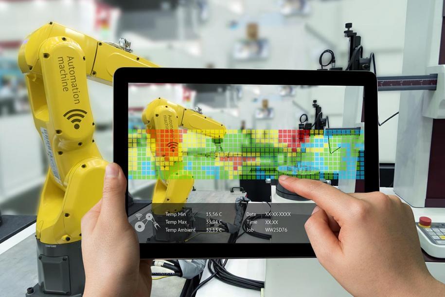 In che modo la gestione dei contenuti aiuta a fornire informazioni sui prodotti tramite la realtà aumentata