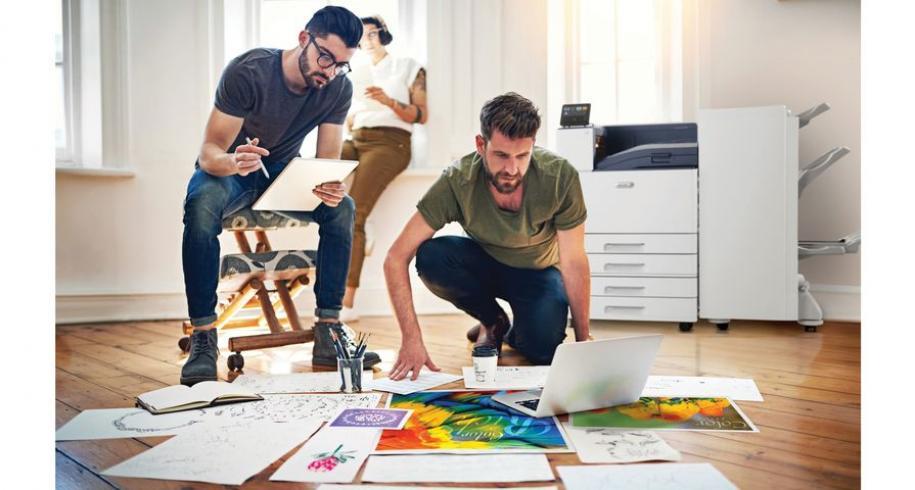 Incrementa produttività e creatività sul luogo di lavoro grazie a Connectkey