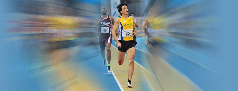 Mario Di Giambattista 5° nei 400