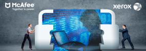 Le nuove innovazioni di sicurezza fornite da Xerox si occupano delle minacce alla rete in tempo reale
