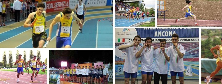 Assoluti di atletica 2015