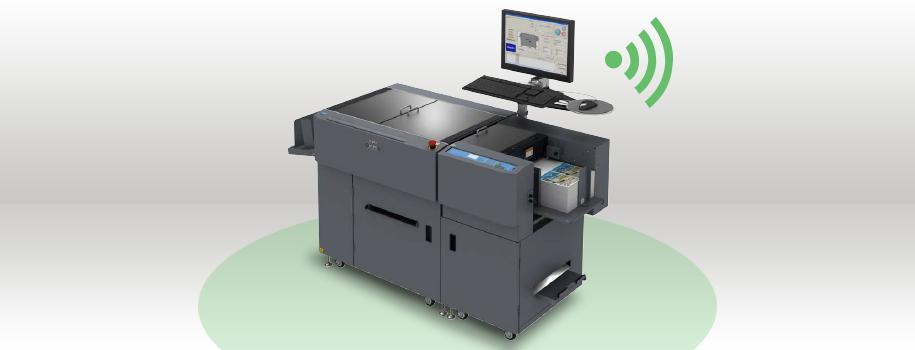 Il finishing produttivo per la stampa digitale