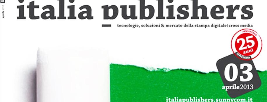 Italia Publishers Maggio 2013