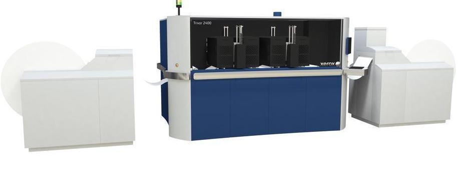 Xerox sta scuotendo il getto d'inchiostro e drupa ne è la dimostrazione
