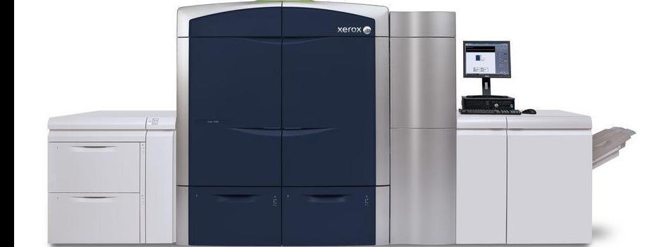 Inchiostri speciali (Trasparente, Oro e Argento)in esclusiva per le stampanti Xerox Color 800i/1000i Presses