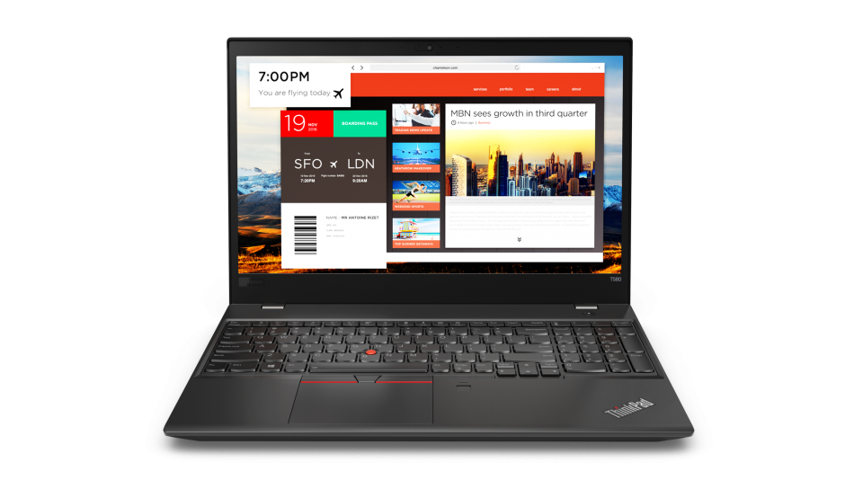 ThinkPad® T580