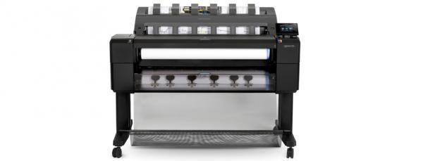 HP Designjet serie T1500