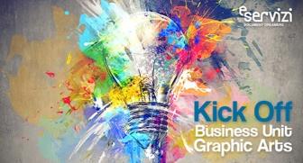 E-Servizi presenta la b.u. Graphic Arts